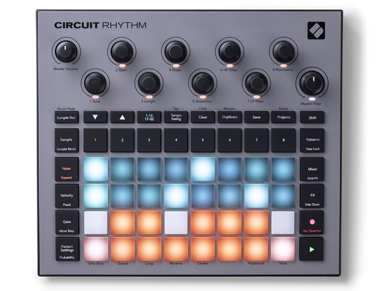 【即納可能】Novation Circuit Rhythm(新品)【送料無料】