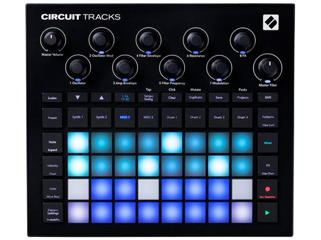【即納可能】Novation Circuit Tracks(新品)【送料無料】