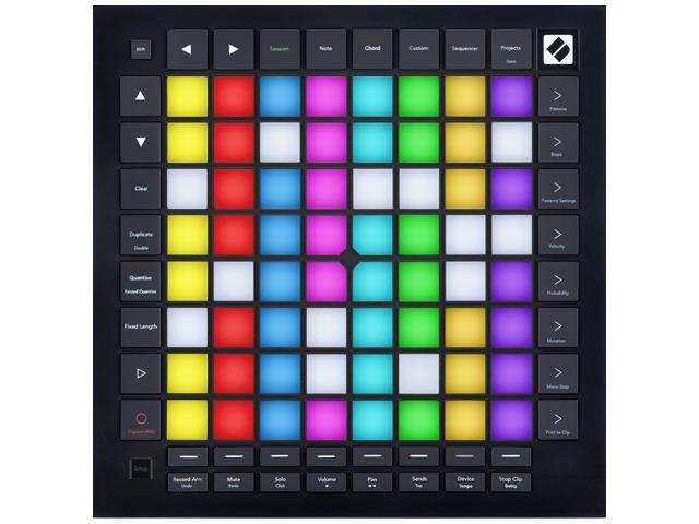 【即納可能】novation LaunchPad Pro mk3 SONICWARE CP サンプル・ループ音源クーポンコード付き キャンペーンパック(新品)【国内正規品】