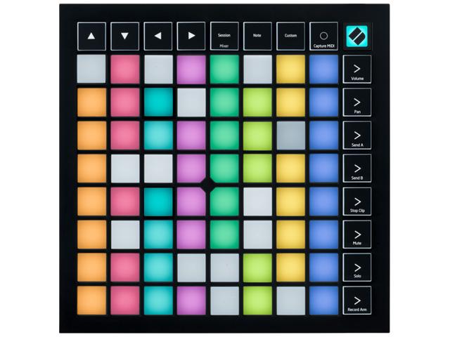 【即納可能】novation LaunchPad X SONICWARE CP サンプル・ループ音源クーポンコード付き キャンペーンパック(新品)【国内正規品】