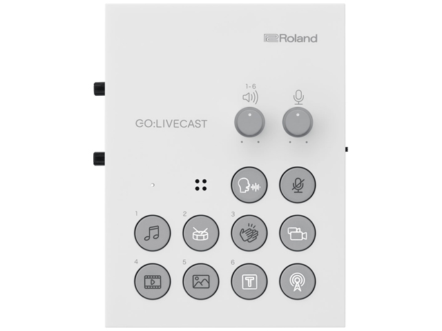 【即納可能】Roland GO:LIVECAST(新品)【送料無料】