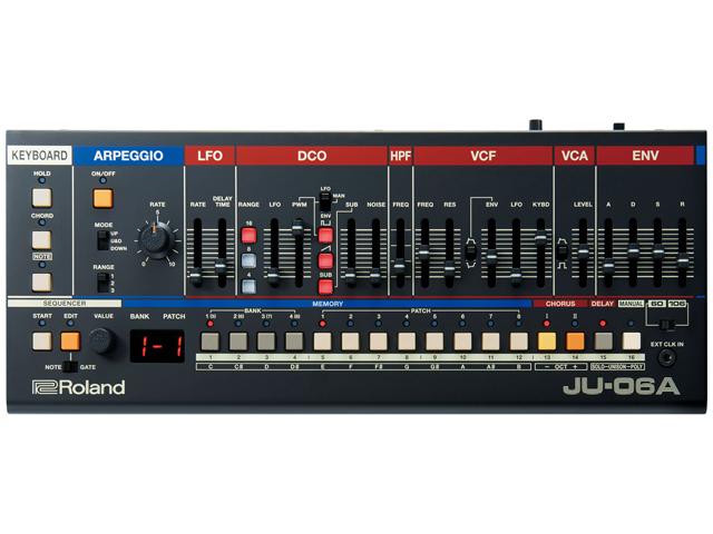 【即納可能】Roland Boutique JU-06A(新品)【送料無料】