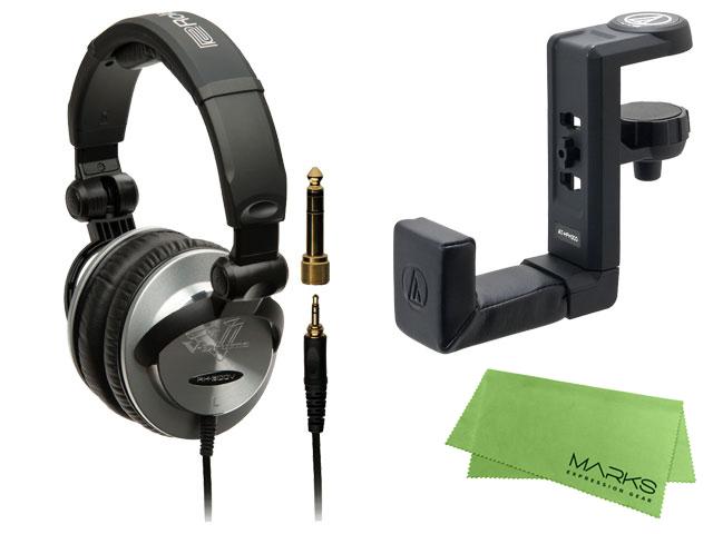 【即納可能】Roland RH-300V + audio-technica AT-HPH300 + マークスオリジナルクロス セット(新品)【送料無料】