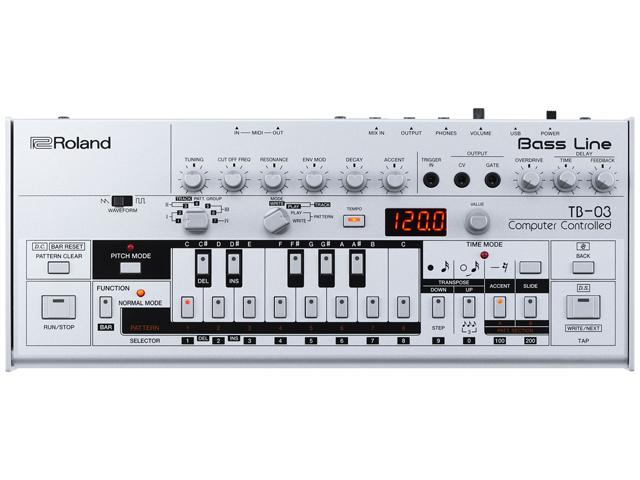 【即納可能】Roland Boutique TB-03(新品)【送料無料】