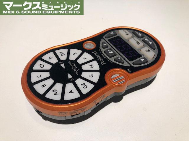 Roland VT-12 メタリック・オレンジ VT-12-OR(中古品)【送料無料】