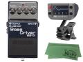 【即納可能】BOSS Bass Driver BB-1X + KORG AW-OTB-POLY + マークスオリジナルクロス セット(新品)【送料無料】