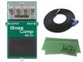 【即納可能】BOSS Bass Comp BC-1X + 3m ケーブル VOX VGS-30 セット[マークス・オリジナルクロス付](新品)【送料無料】