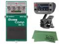 【即納可能】BOSS Bass Comp BC-1X + KORG AW-OTB-POLY + マークスオリジナルクロス セット(新品)【送料無料】