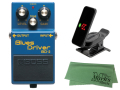 【即納可能】BOSS Blues Driver BD-2 + KORG Pitchclip 2 PC-2 + マークスオリジナルクロス セット(新品)【送料無料】