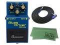 【即納可能】BOSS BD-2W(J) + 3m ギターケーブル VOX VGS-30 セット[マークス・オリジナルクロス付](新品)【送料無料】