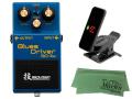【即納可能】BOSS Blues Driver BD-2w (J) + KORG Pitchclip 2 PC-2 + マークスオリジナルクロス セット(新品)【送料無料】