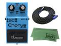【即納可能】BOSS CE-2W + 3m ギターケーブル VOX VGS-30 セット[マークス・オリジナルクロス付](新品)【送料無料】