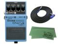 【即納可能】BOSS Bass Chorus CEB-3 + 3m ケーブル VOX VGS-30 セット[マークス・オリジナルクロス付](新品)【送料無料】