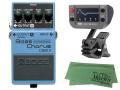 【即納可能】BOSS Bass Chorus CEB-3 + KORG AW-OTB-POLY + マークスオリジナルクロス セット(新品)【送料無料】