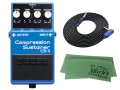 【即納可能】BOSS Compression Sustainer CS-3 + 3m ギターケーブル VOX VGS-30 セット[マークス・オリジナルクロス付](新品)【送料無料】