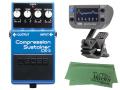 【即納可能】BOSS Compression Sustainer CS-3 + KORG AW-OTG-POLY + マークスオリジナルクロス セット(新品)【送料無料】