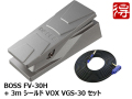 【即納可能】BOSS FV-30H + シールド VOX VGS-30 セット(新品)【送料無料】