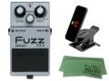 【即納可能】BOSS Fuzz FZ-5 + KORG Pitchclip 2 PC-2 + マークスオリジナルクロス セット(新品)【送料無料】