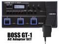 【即納可能】BOSS GT-1 + 純正ACアダプター「PSA-100S2」セット(新品)【送料無料】