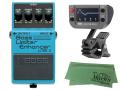 【即納可能】BOSS Bass Limiter Enhancer LMB-3 + KORG AW-OTB-POLY + マークスオリジナルクロス セット(新品)【送料無料】