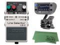 【即納可能】BOSS Line Selector LS-2 + KORG AW-OTG-POLY + マークスオリジナルクロス セット(新品)【送料無料】