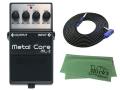 BOSS Metal Core ML-2 + 3m ギターケーブル VOX VGS-30 セット[マークス・オリジナルクロス付](新品)【送料無料】