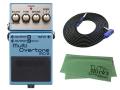 BOSS Multi Overtone MO-2 + 3m ギターケーブル VOX VGS-30 セット[マークス・オリジナルクロス付](新品)【送料無料】