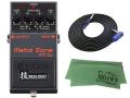 【即納可能】BOSS MT-2w Metal Zone 技 WAZA CRAFT + 3m ギターケーブル VOX VGS-30 セット[マークス・オリジナルクロス付](新品)【送料無料】