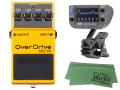 【即納可能】BOSS Overdrive OD-1X + KORG AW-OTG-POLY + マークスオリジナルクロス セット(新品)【送料無料】