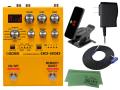 【即納可能】BOSS OD-200 + 純正ACアダプター PSA-100S2 + KORG Pitchclip 2 PC-2 + VOX VGS-30 + マークスオリジナルクロス セット(新品)【送料無料】
