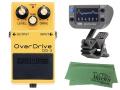 【即納可能】BOSS OverDrive OD-3 + KORG AW-OTG-POLY + マークスオリジナルクロス セット(新品)【送料無料】