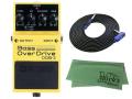 【即納可能】BOSS Bass OverDrive ODB-3 + 3m ケーブル VOX VGS-30 セット[マークス・オリジナルクロス付](新品)【送料無料】
