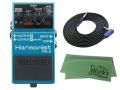 【即納可能】BOSS Harmonist PS-6 + 3m ギターケーブル VOX VGS-30 セット[マークス・オリジナルクロス付](新品)【送料無料】