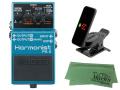 【即納可能】BOSS Harmonist PS-6 + KORG Pitchclip 2 PC-2 + マークスオリジナルクロス セット(新品)【送料無料】