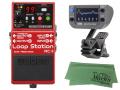【即納可能】BOSS Loop Station RC-3 + KORG AW-OTG-POLY + マークスオリジナルクロス セット(新品)【送料無料】