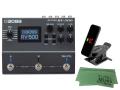 【即納可能】BOSS RV-500 + KORG Pitchclip 2 PC-2 + マークスオリジナルクロス セット(新品)【送料無料】