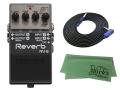 【即納可能】BOSS RV-6 + 3m ギターケーブル VOX VGS-30 セット[マークス・オリジナルクロス付](新品)【送料無料】