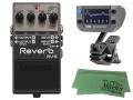 【即納可能】BOSS Reverb RV-6 + KORG AW-OTG-POLY + マークスオリジナルクロス セット(新品)【送料無料】