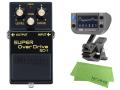 BOSS SD-1 SUPER OverDrive 40th Anniversary SD-1-4A + KORG AW-OTG-POLY + MARKS オリジナルクロス セット(新品)【送料無料】