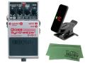 【即納可能】BOSS Bass Synthesizer SYB-5 + KORG Pitchclip 2 PC-2 + マークスオリジナルクロス セット(新品)【送料無料】