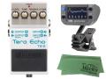 【即納可能】BOSS Tera Echo TE-2 + KORG AW-OTG-POLY + マークスオリジナルクロス セット(新品)【送料無料】