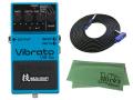 【即納可能】BOSS VB-2W(J) + 3m ギターケーブル VOX VGS-30 セット[マークス・オリジナルクロス付](新品)【送料無料】