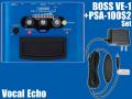 【即納可能】BOSS VE-1 + 純正ACアダプター「PSA-100S2」セット(新品)【送料無料】