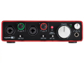 Focusrite Scarlett 2i2 (2nd Gen)(新品)【送料無料】