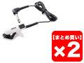 【まとめ買い】KORG CM-300 ホワイト・ブラック [CM-300-WHBK] 2個セット(新品)【送料無料】【ゆうパケット利用】