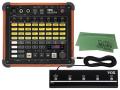 【即納可能】KORG KR-55 Pro + 純正フットスイッチ VOX VFS-5 + マークスオリジナルクロス セット(新品)【送料無料】