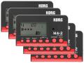 【まとめ買い】KORG MA-2 ブラック&レッド MA-2-BKRD 5個セット(新品)【送料無料】