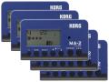 【まとめ買い】KORG MA-2 ブルー&ブラック MA-2-BLBK 5個セット(新品)【送料無料】
