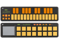 【即納可能】KORG nano2 シリーズ nanoKEY2 + nanoPAD2 2機種セット ORGR オレンジ&グリーン(新品)【送料無料】