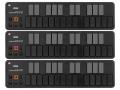 【まとめ買い】KORG nanoKEY2 BK ブラック 3個セット(新品)【送料無料】